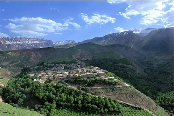 طرح توسعه روستایی سیور و علی آباد