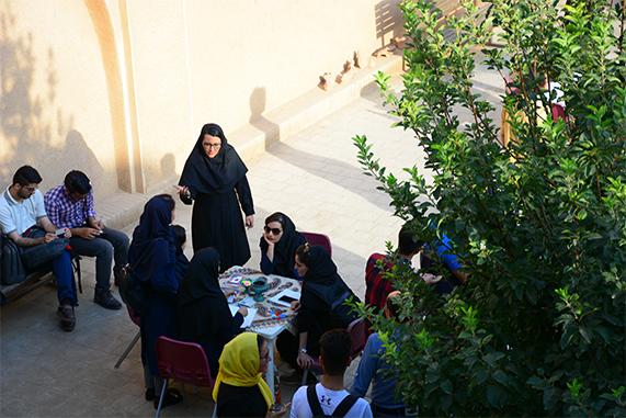 رویداد همتاکار دانشگاه هنر اصفهان