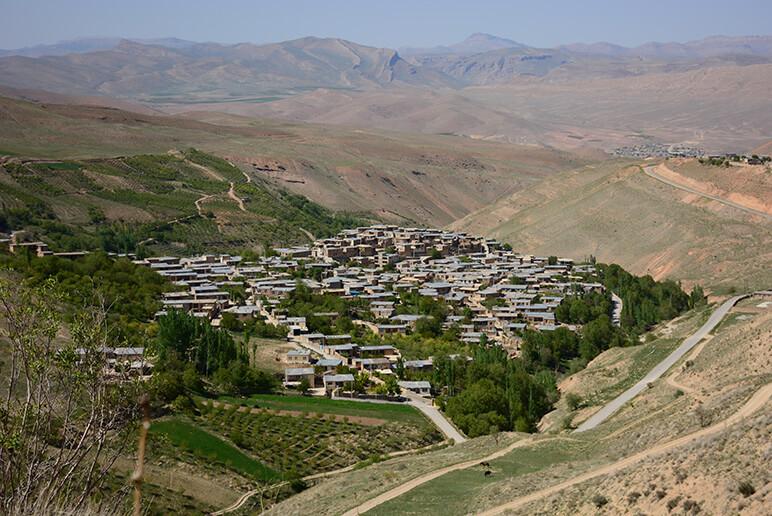 طرح توسعه روستاهای سیور و علی آباد